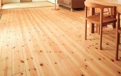 Deski podłogowe drewniane