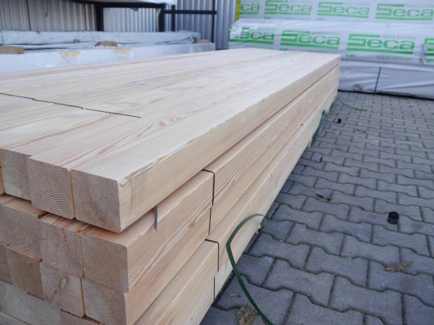 drewno kantówki