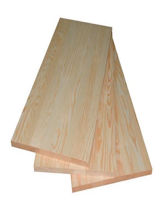 Blaty i półki drewniane