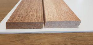 drewno egzotyczne Meranti elewacyjna deska