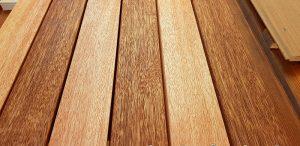 drewno egzotyczne Meranti deska elewacyjna