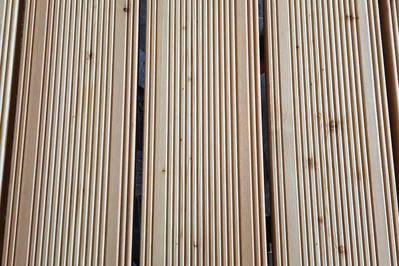 świerk-syberyjski deska tarasowa