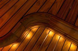 profil wykończeniowy do sauny
